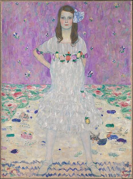Mäda Primavesi (1903–2000) - Gustav Klimt